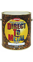 Антикоррозийная эмаль по металлу Direct To Metal Enamel